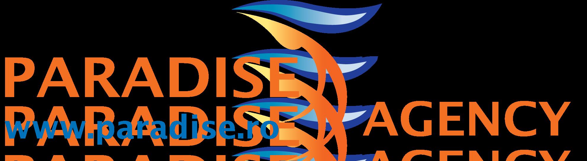 Travel Agency Logos  - Paradise Travel Agency Logo