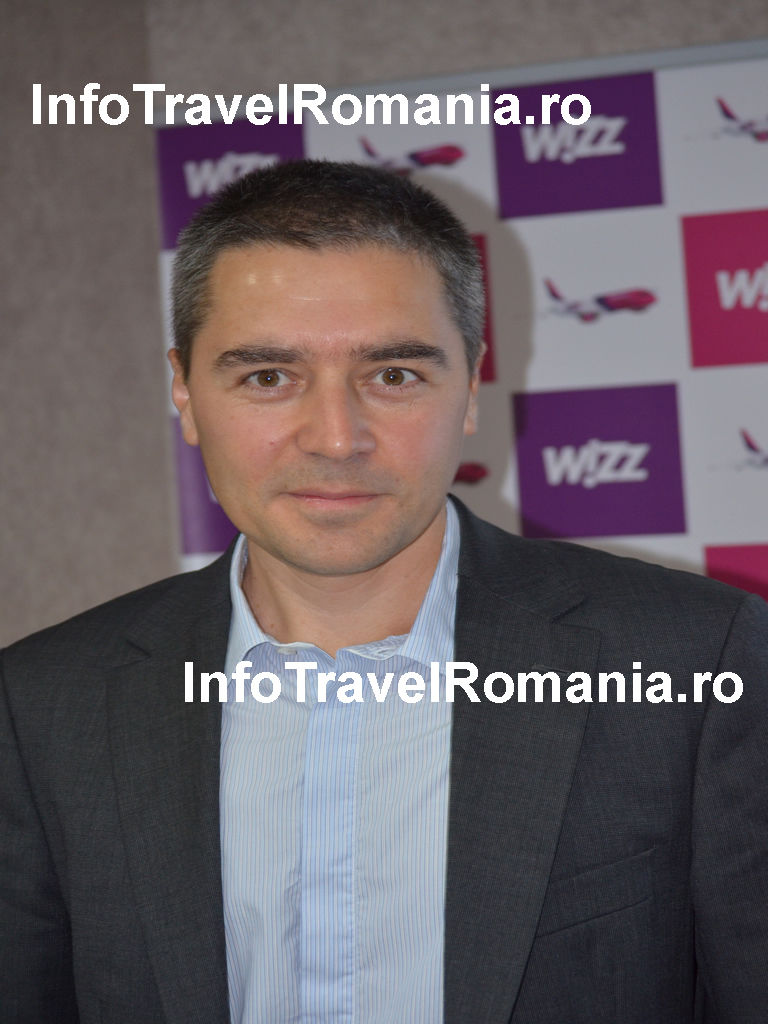 Gyorgy Abran - Chief Commercial Officer Wizz Air