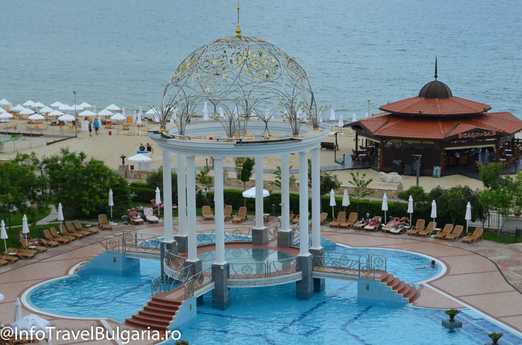 Piscina Hotel Helena Sands 5* din Sunny Beach
