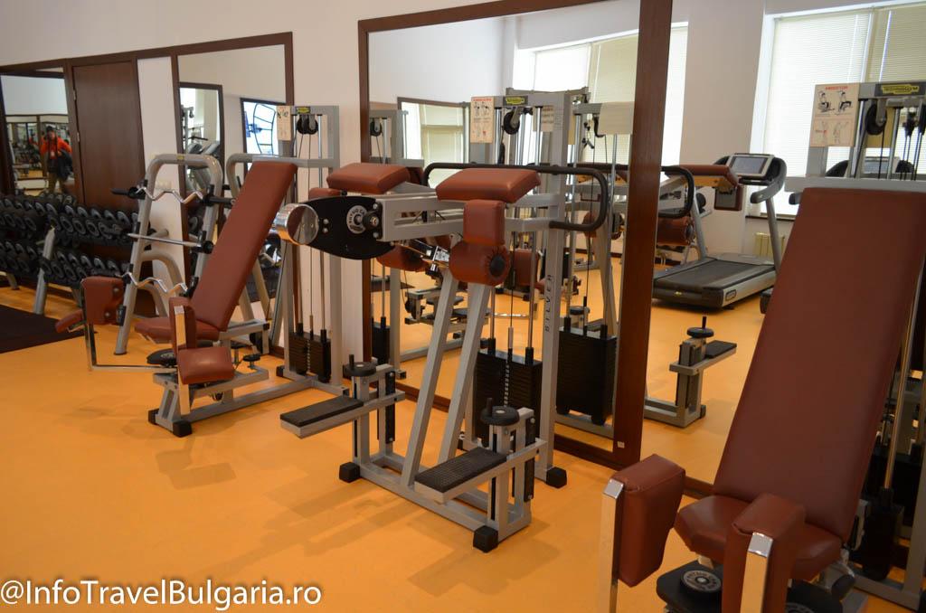 Sala de fitness la Grand Hotel Pomorie 5*