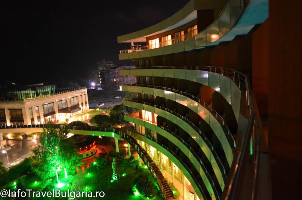 noaptea Grand Hotel Pomorie 5*