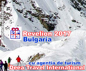 Revelion 2017 Bulgaria