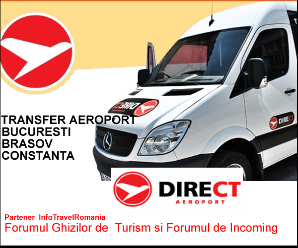 transfer gratuit la forum cu Direct Aeroport