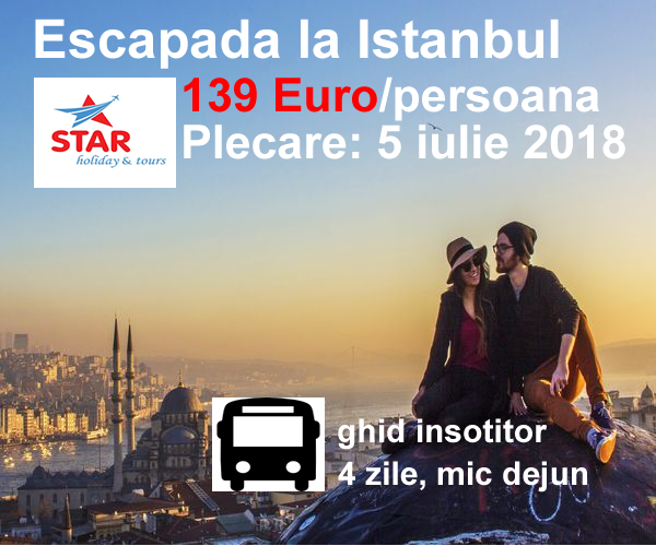 Escapada la Istanbul