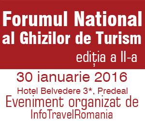 Forumul de Ghizi editia a doua