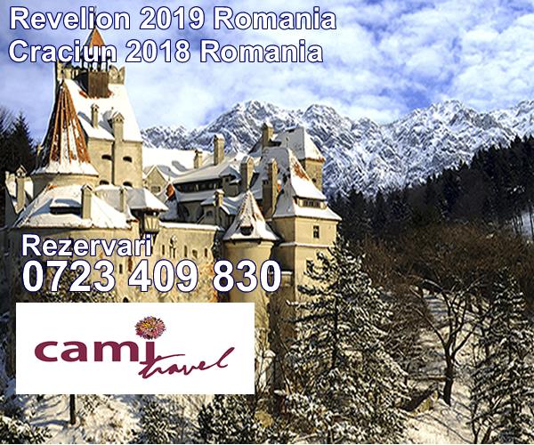 Oferte Revelion 2019 Romania, oferte Craciun 2018 Romania