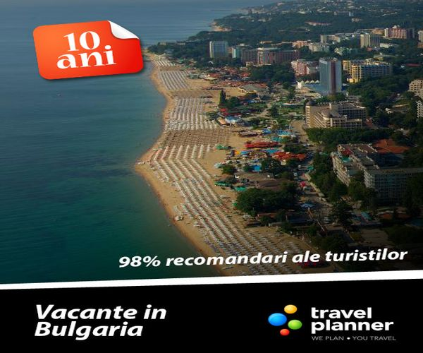 litoral Bulgaria 2018