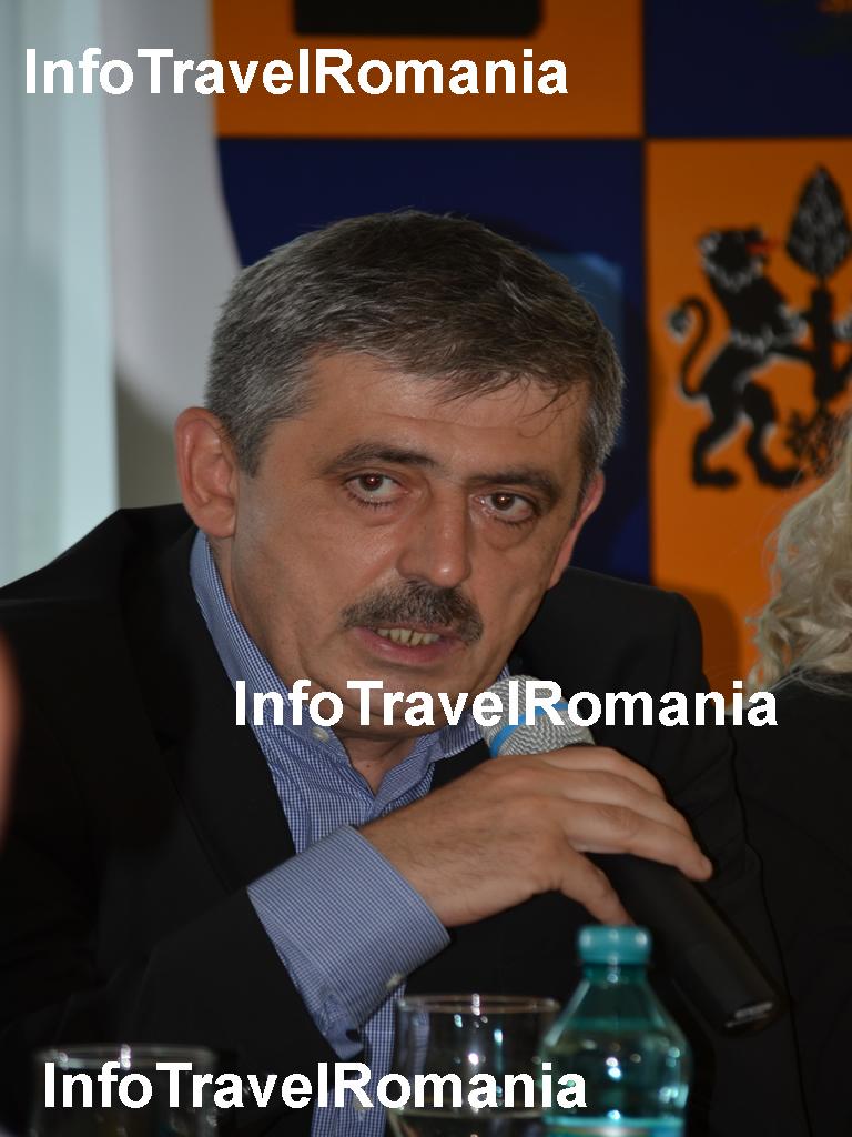 Horea Uioreanu presedinte Consiliul Judetean Cluj