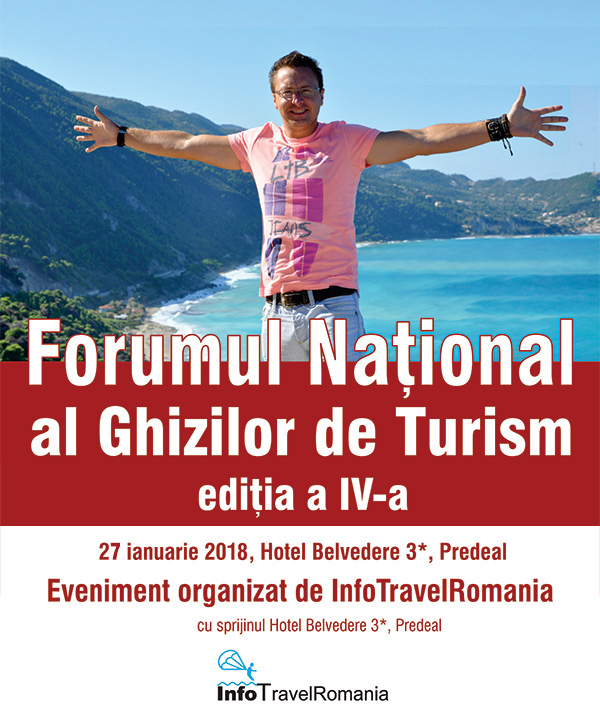 Forumul Ghizilor de Turism 2018