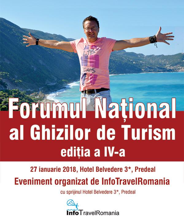 Forumul Ghizilor de Turism 2018