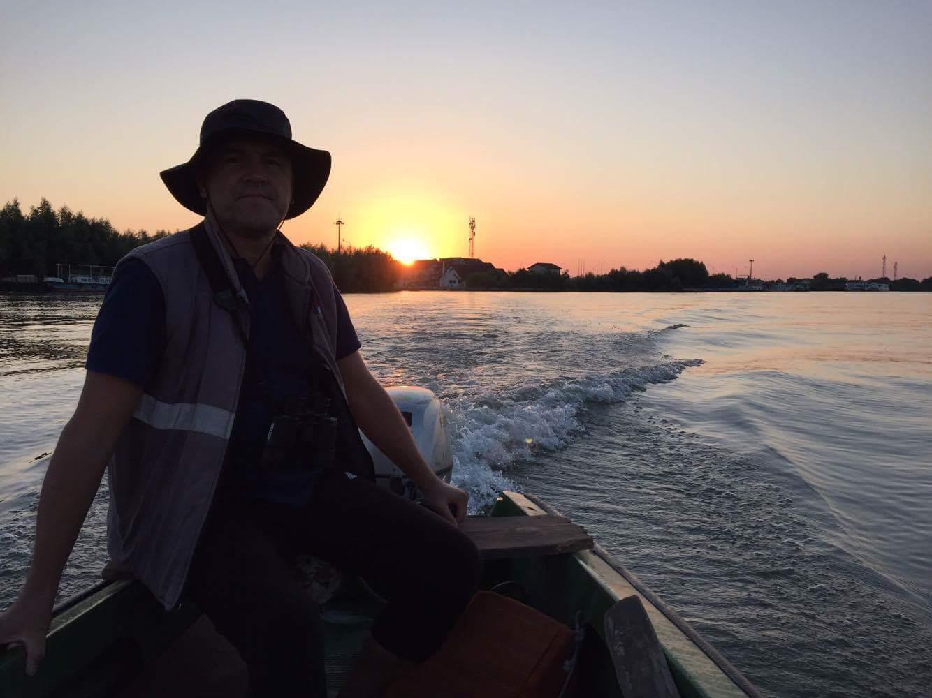 excursie cu barca Sfantul Gheorghe