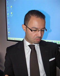 Karim Mahklouf - Chief Commercial Officer al SkyEurope Airlines