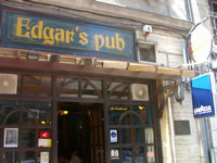 Cafe Bar Edgar's Pub