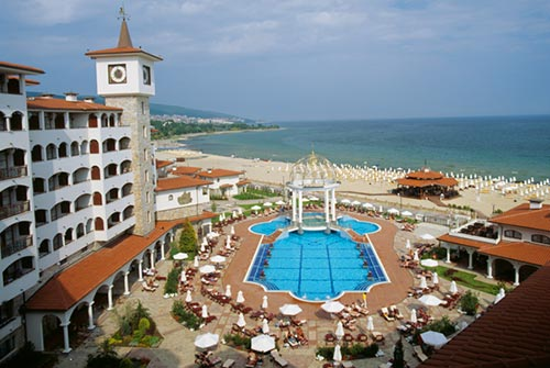 Hotel ROYAL HELENA SANDS 5* Sunny Beach, Bulgaria