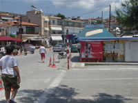 Halkidiki - shopping in Maramaras