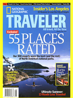 Revista National Geographic Traveller - Romania