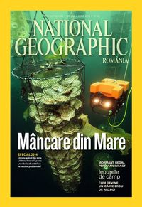 Revista National Geographic Romania