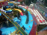 aqua magic parc din Mamaia