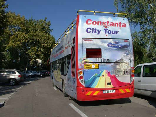 autocare  Constanta City Tour
