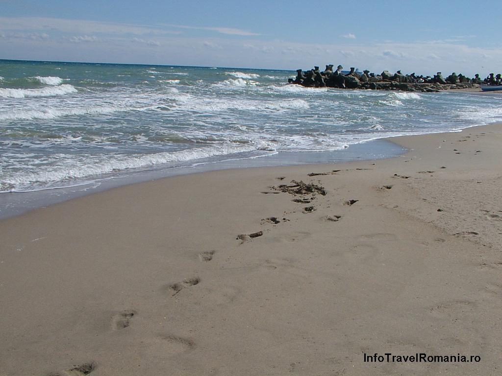Fotografii plaja din Neptun in septembrie