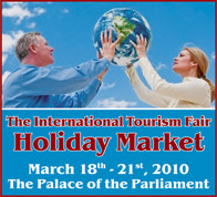 THE INTERNATIONAL TOURISM FAIR HOLIDAY MARKET ANAT