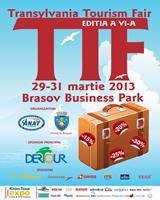 Transylvania Tourism Fair 29 - 31 martie 2013, Brasov