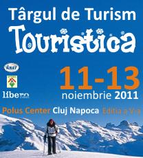 Targ turism Cluj TOURISTICA