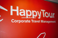 Happy Tour Corporate Travel Manager