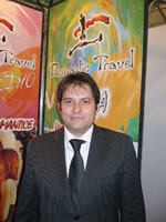 ROMANTIC TRAVEL martie 2009, director general Mircea Poenaru