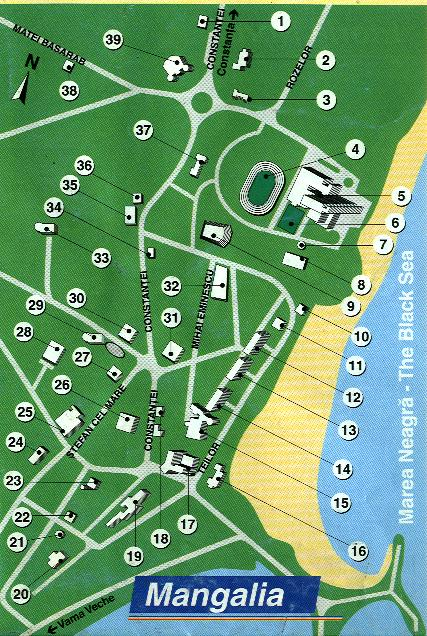 harta Mangalia