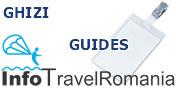 Lista ghizi turism Romania