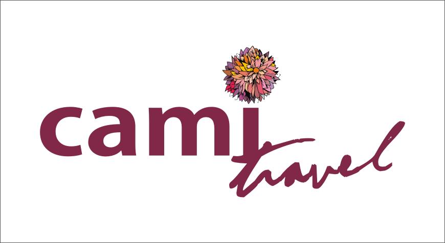 Logo agentie turism Cami Travel