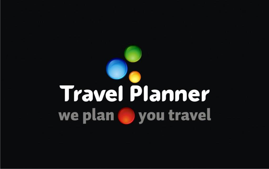Logo agentie turism Travel Planner