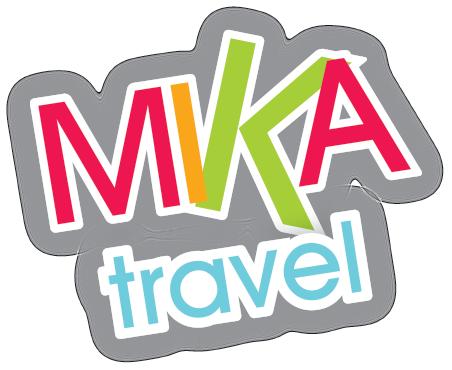 Logo agentie turism Mika Travel