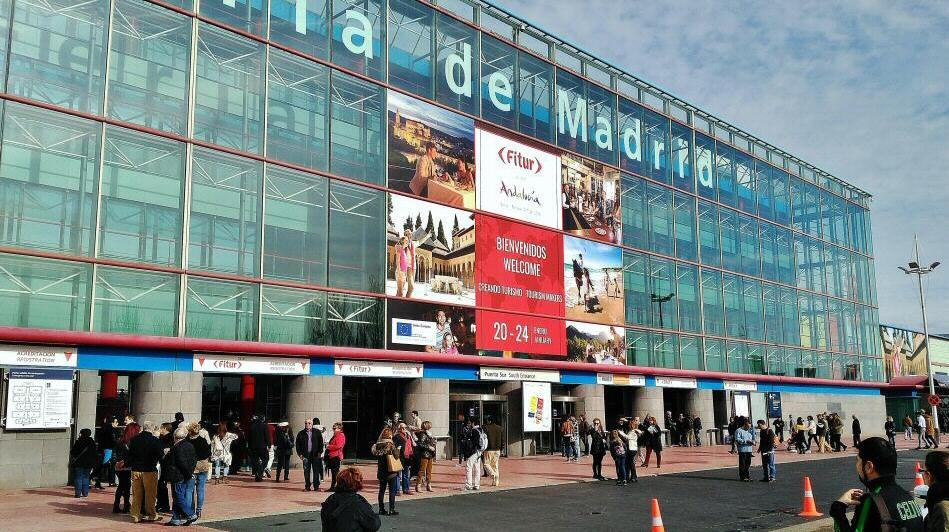 Targul de Turism international FITUR Madrid 2019