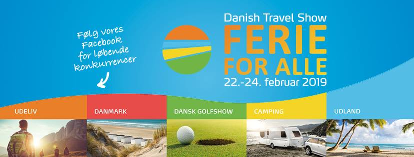 Targul de turism international Ferie for Alle Danemarca 2019