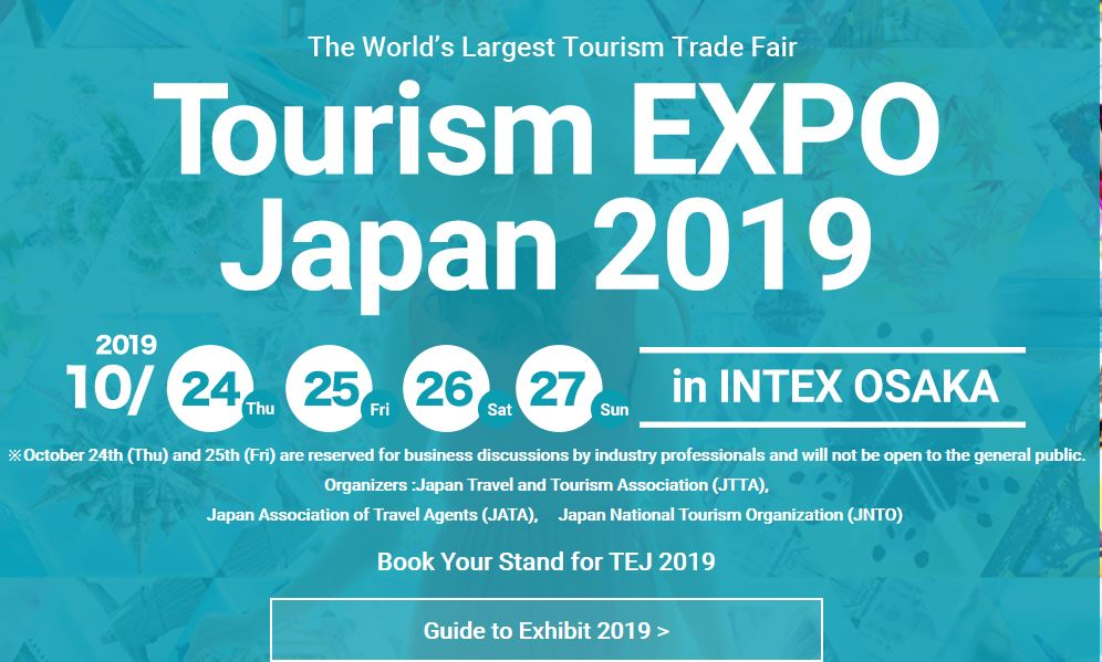 Targul de turism international JATA 2019
