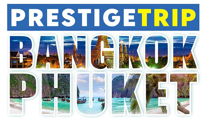 Invitatie PrestigeTrip in Thailnda by Prestige Tours