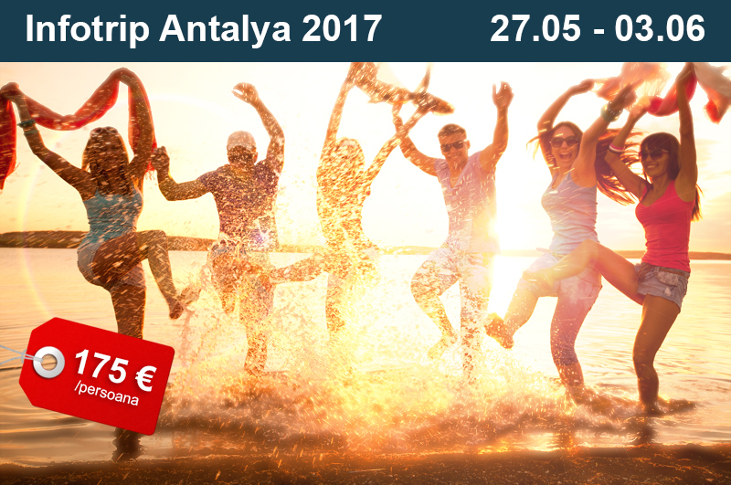 Infotrip Antalya 2017 by Rezeda Tours