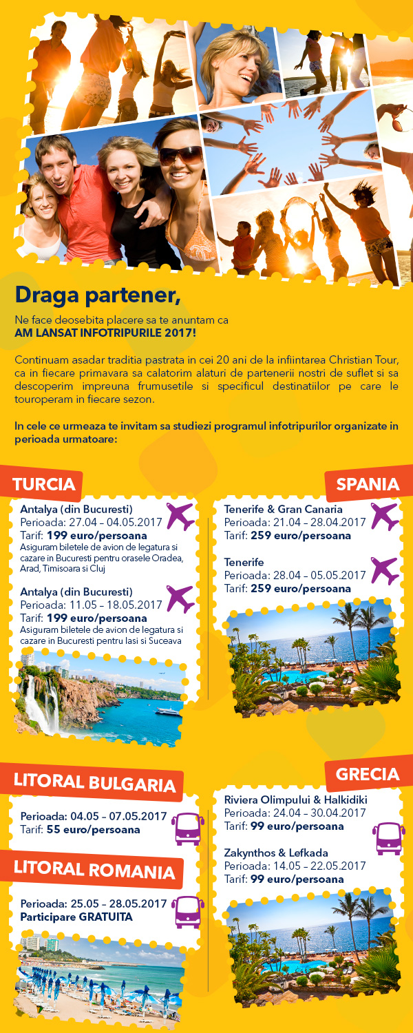 Infotrip Antalya 2017 by Christian Tour - seria 2