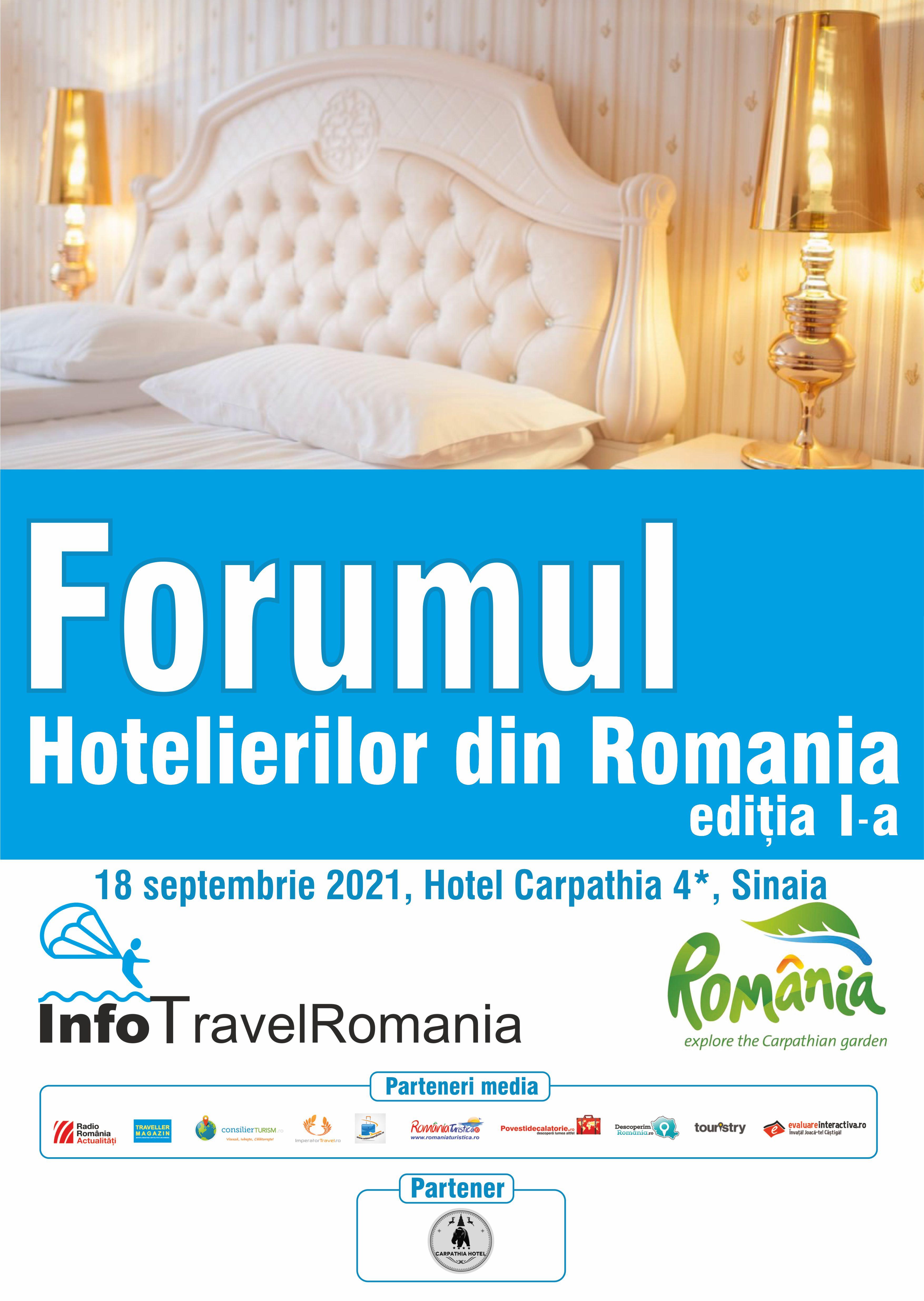 Forumul Hotelierilor din Romania I