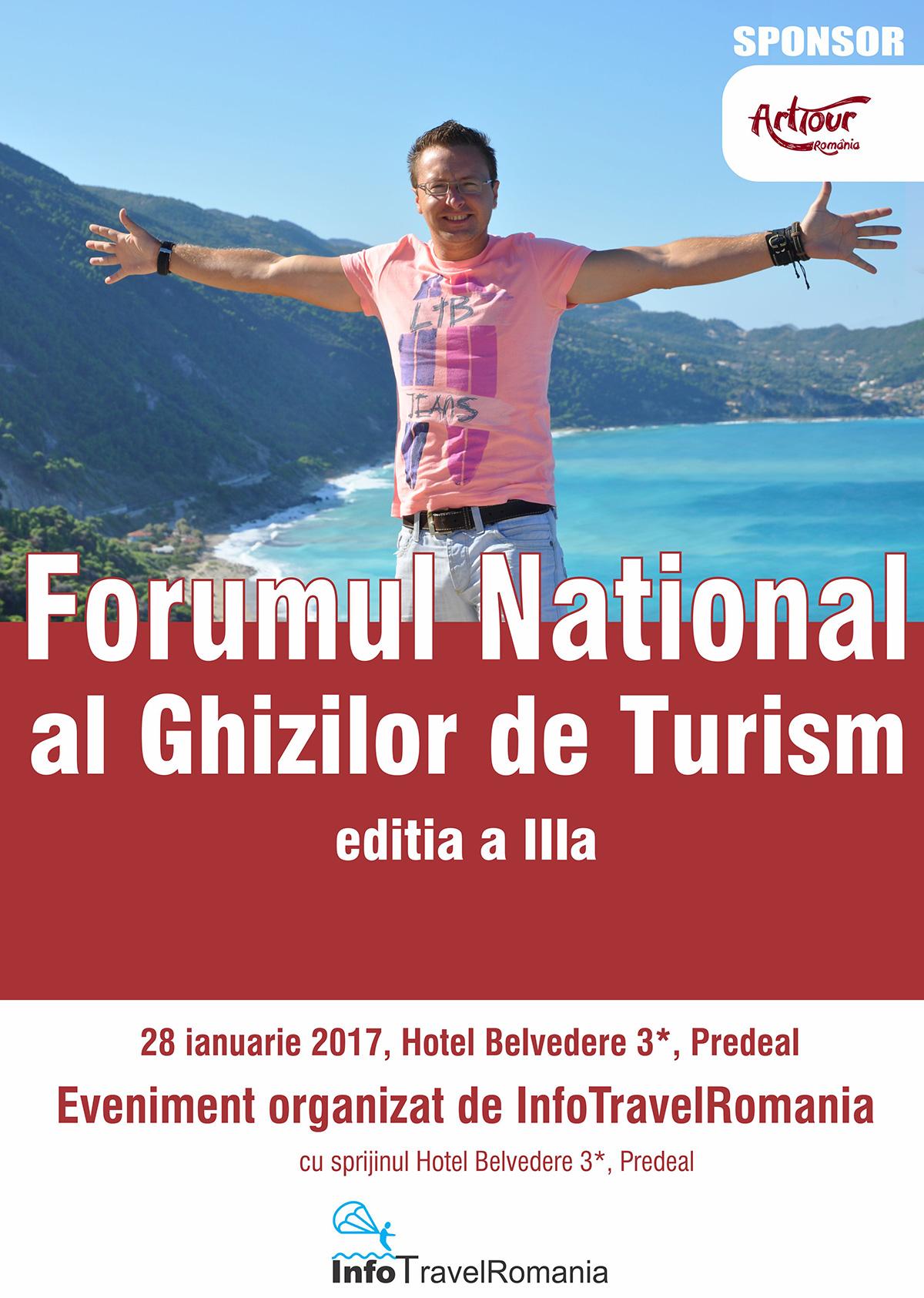 Forumul Ghizilor de Turism editia a III-a