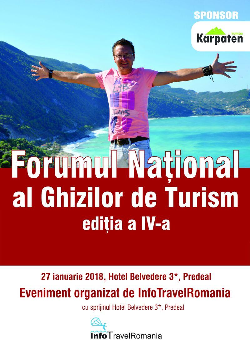 Forumul Ghizilor de Turism IV