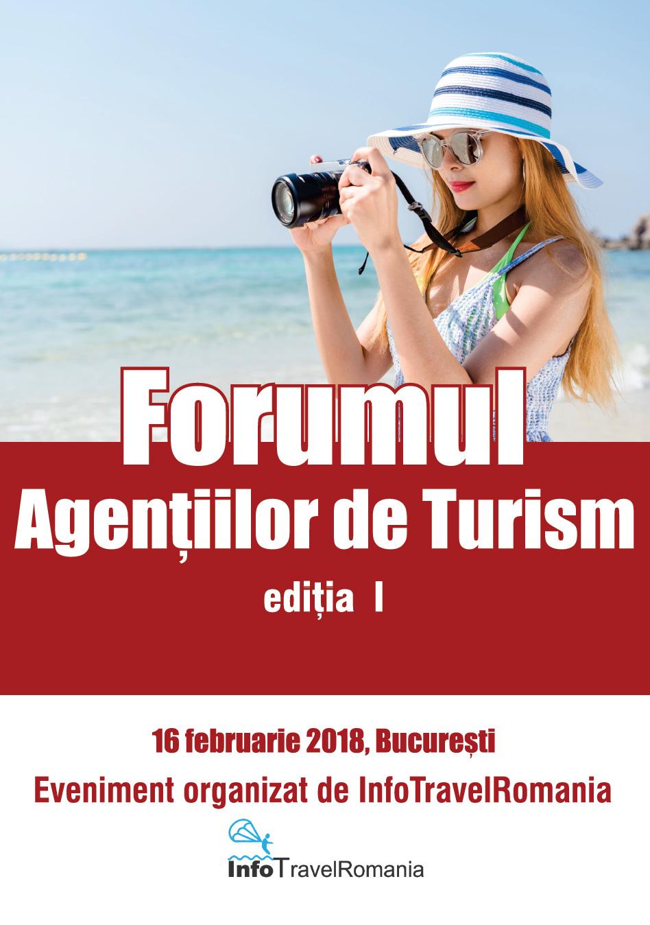 Forumul Agentiilor de Turism 2018