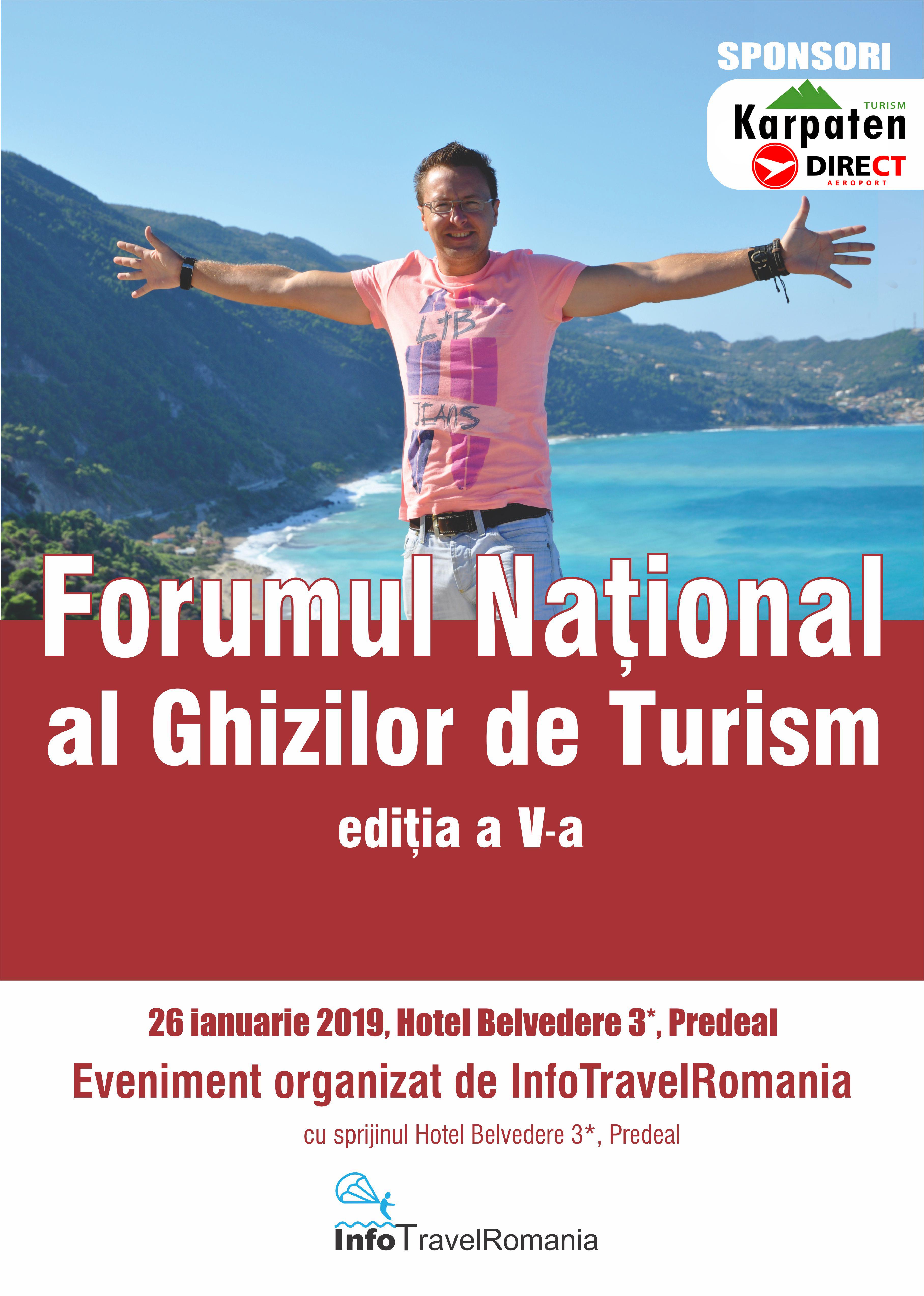 Forumul Ghizilor de Turism editia a V-a