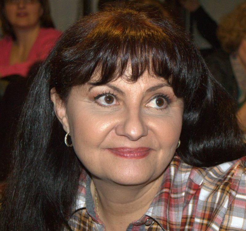 Imagine ghid Rodica Jidoveanu