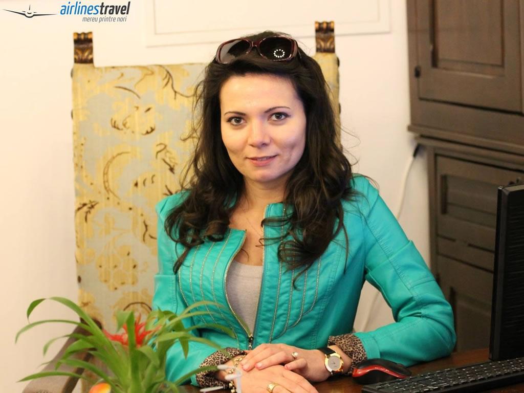 dettagli guida Alexandra-Claudia Lazarescu
