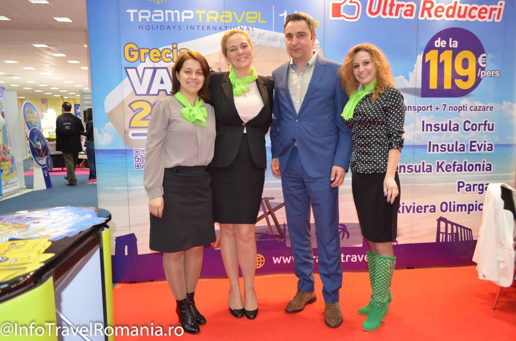 Interviu cu Luiza Dimitriou Marketing manager agentia de turism Tramp Travel