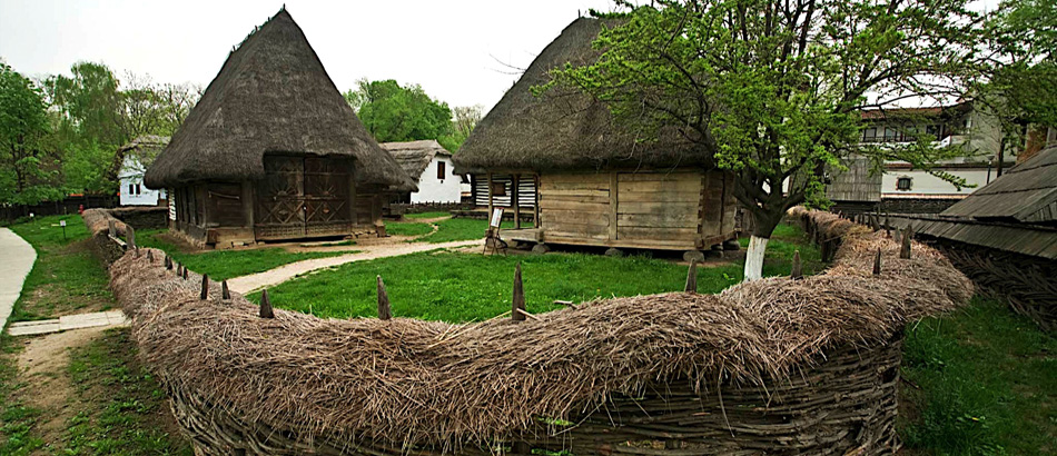 Imagine obiectiv Muzeul National Al Satului