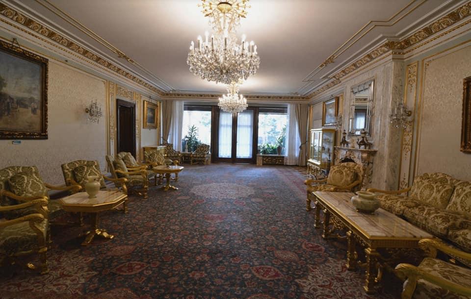 Imagine obiectiv Palatul Primaverii Sau Casa Ceausescu